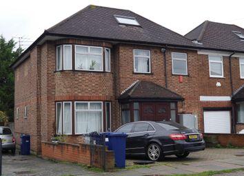 Thumbnail 5 bed property for sale in 92 Hillside Gardens, Edgware