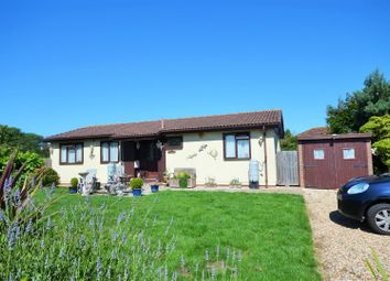 Thumbnail 2 bed detached bungalow for sale in West Stour, Gillingham