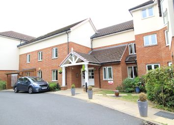 Thumbnail 1 bed flat for sale in Calverley Court, 370-374 Kingston Road, Epsom, Surrey
