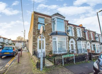 4 bed end terrace house for sale in Bradford Street, Caerphilly CF83