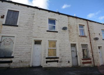 Thumbnail 2 bed flat for sale in Herbert Street, Burnley