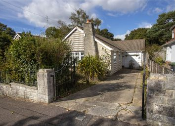 Thumbnail 2 bed bungalow for sale in Normanhurst Avenue, Bournemouth