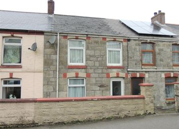 Thumbnail 3 bed cottage for sale in Rowes Terrace, Foxhole, St. Austell