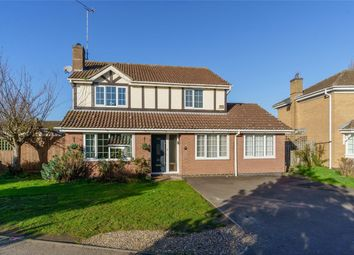 Thumbnail 5 bed detached house for sale in Wertheim Way, Huntingdon