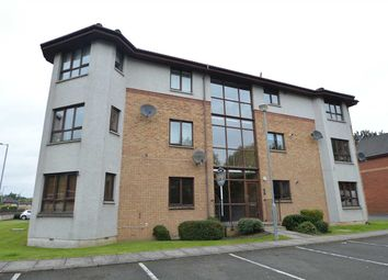 Thumbnail 2 bed flat for sale in Elison Court, Motherwell