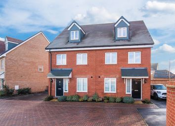 Thumbnail 3 bed semi-detached house for sale in Winston Mews, Aylesbury