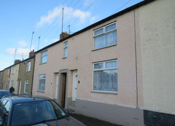 Thumbnail 3 bed terraced house for sale in Howard Street, Kettering