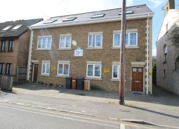 Thumbnail 1 bed flat to rent in Hencroft Street North, Slough