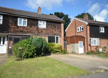 Thumbnail 3 bed semi-detached house for sale in Little Hide, Guildford