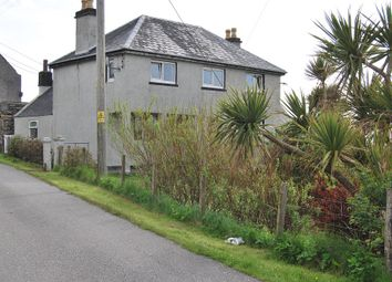 Thumbnail 3 bed detached house for sale in Lochmaddy, Isle Of North Uist