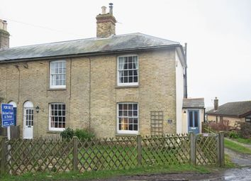 Thumbnail 2 bed cottage for sale in Durlock Road, Ash, Canterbury