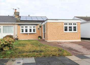 Thumbnail 2 bed bungalow for sale in Debdon Place, Hall Close, Cramlington