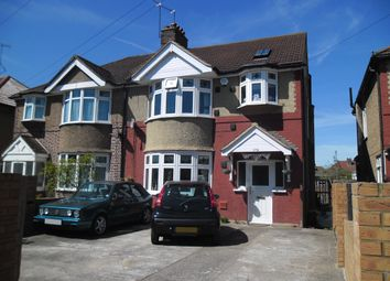 Thumbnail 4 bed semi-detached house to rent in Springwell Road, Hounslow