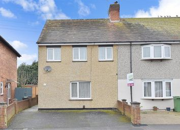Thumbnail 3 bedroom end terrace house for sale in Hilsea Crescent, Portsmouth, Hampshire