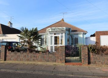 Thumbnail 2 bed bungalow for sale in Keymer Crescent, Goring-By-Sea, Worthing