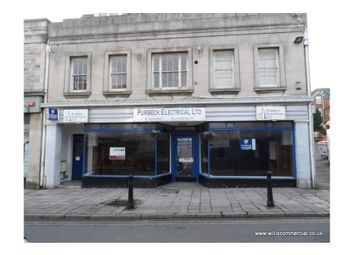 Thumbnail Retail premises to let in High Street 61, Swanage, Dorset