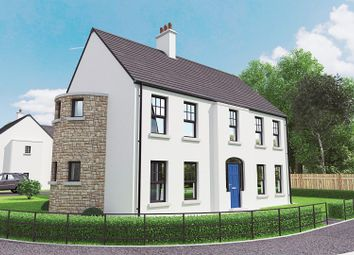 Thumbnail 4 bed property for sale in House Type A, Cumber View, Claudy