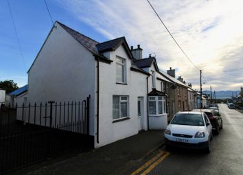Thumbnail 4 bed end terrace house for sale in Chapel Street, Newborough