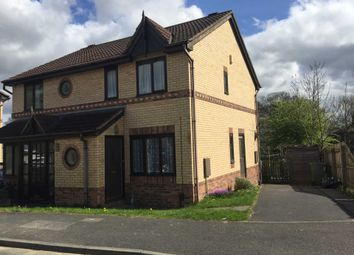 Thumbnail 2 bed semi-detached house for sale in Millbrook Gardens, Dewsbury