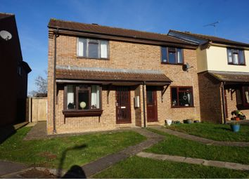 Thumbnail 2 bedroom terraced house for sale in Maple Close, Wincanton