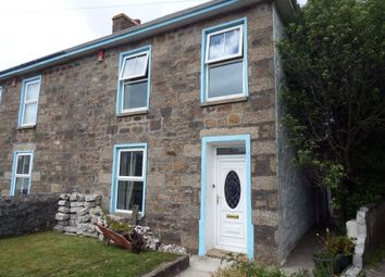 Thumbnail 3 bed property to rent in North Parade, Camborne