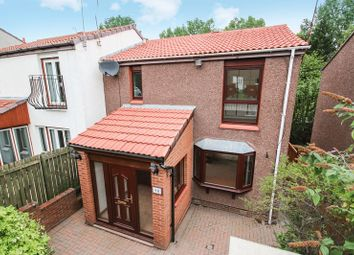 Thumbnail 3 bed end terrace house for sale in Chestnut Grove, Bo'ness