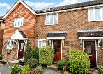 Thumbnail 2 bedroom terraced house for sale in Springfields Close, Chertsey, Surrey
