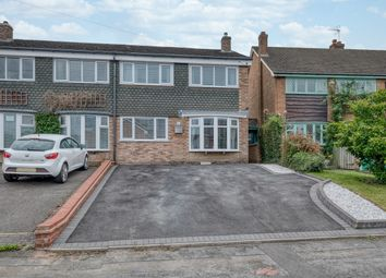 Thumbnail 3 bed semi-detached house for sale in Beacon View, Rednal, Birmingham