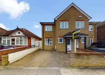 Thumbnail 3 bed semi-detached house for sale in Beaumont Avenue, Wembley