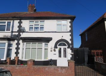 Thumbnail 3 bed property for sale in Vere Road, Peterborough