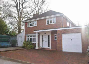 Thumbnail 4 bedroom detached house for sale in Magnolia Grove, Fair Oak, Eastleigh, Hampshire
