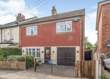 4 bed end terrace house for sale in Goddington Road, Strood, Rochester ME2