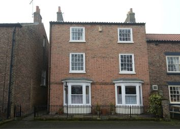 Thumbnail 6 bed terraced house for sale in Front Street, Sowerby, Thirsk, North Yorkshire