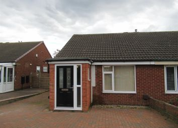 Thumbnail 1 bed semi-detached bungalow to rent in Haigh Side Drive, Rothwell, Leeds