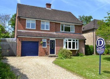 Thumbnail 4 bed detached house for sale in Conifer Crest, Newbury, Berkshire