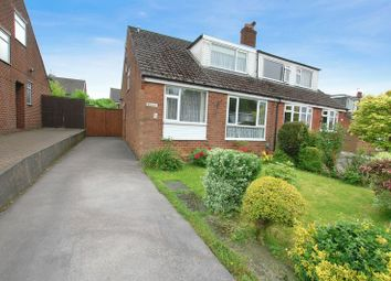 Thumbnail 3 bed semi-detached bungalow for sale in Lincoln Avenue, Little Lever, Bolton