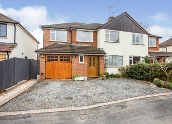 Nursery Close, Fleet GU51. 4 bed semi-detached house for sale