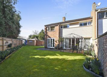 Thumbnail 4 bed end terrace house for sale in Beechey Avenue, Marston, Oxford