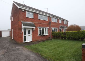 Thumbnail 3 bed semi-detached house for sale in Penrith Avenue, Macclesfield