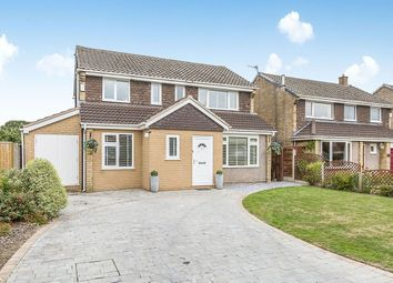 Thumbnail 4 bed detached house for sale in Ingle Head, Fulwood, Preston
