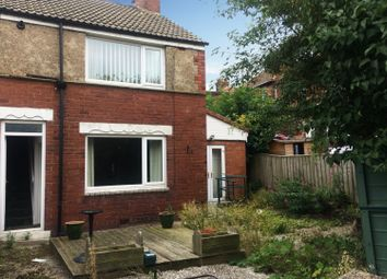 Thumbnail 2 bed terraced house for sale in Douglas Avenue, Peterlee, Durham