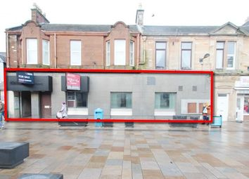Thumbnail Commercial property for sale in 144, Main Street, Kilwinning KA136Aa