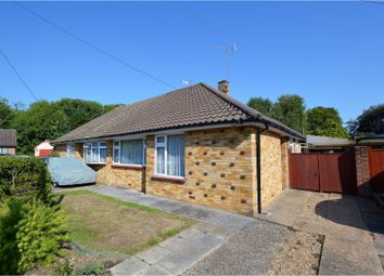 Thumbnail 3 bed semi-detached bungalow for sale in Brightside Close, Billericay