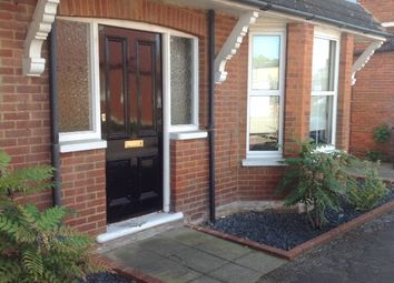 Thumbnail 2 bed flat to rent in Victoria Road, Cranleigh