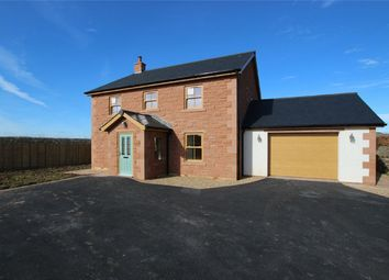 Thumbnail 4 bed detached house for sale in Swaledale House, High Hesket, Carlisle