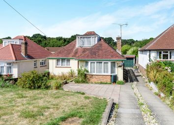Thumbnail 3 bedroom detached bungalow for sale in Springford Road, Southampton