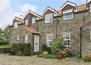 Thumbnail 2 bed terraced house to rent in Flat Top Cottages, Terrington, York