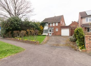 Thumbnail 3 bed detached house for sale in Woodstock Drive, Uxbridge
