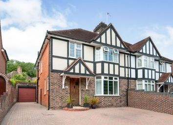 Willingdon Road, Eastbourne BN20. 4 bed semi-detached house