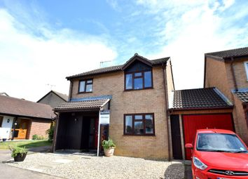 Thumbnail 4 bed detached house for sale in Shadowbush Close, Haverhill